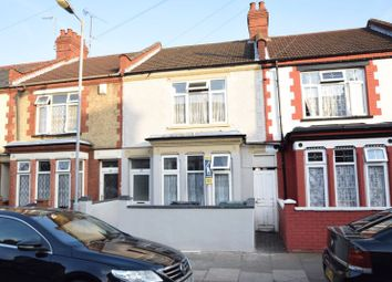 Thumbnail 3 bedroom terraced house for sale in Chatsworth Road, Luton