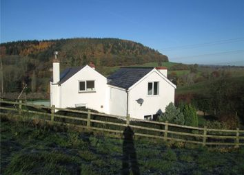 Thumbnail 3 bed detached house to rent in Pontshill, Ross-On-Wye, Herefordshire