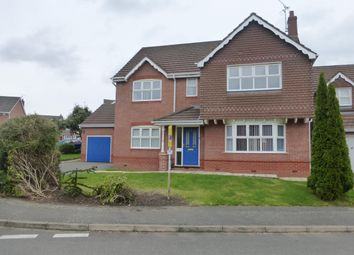 Thumbnail Detached house to rent in Barling Road, Leicester