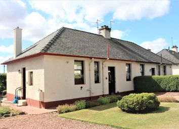 Thumbnail 2 bed semi-detached bungalow for sale in Davidson Terrace, Haddington