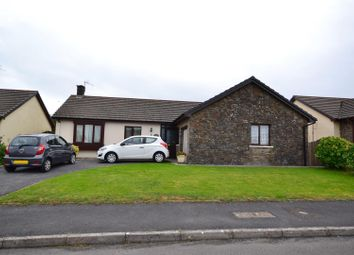 Thumbnail 3 bed detached bungalow for sale in Summerhill, Stepaside, Narberth