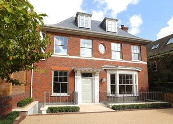 Thumbnail 5 bed detached house for sale in St. Mary's Road, London