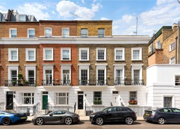 Thumbnail 4 bed terraced house for sale in Moore Street, Chelsea, London