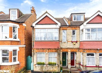 Thumbnail 3 bed semi-detached house for sale in Worbeck Road, London