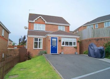 Thumbnail 3 bed detached house to rent in Underwood Place, Brackla, Bridgend.