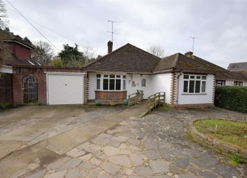 Thumbnail 2 bed detached bungalow for sale in Cuthbert Road, Ash Vale