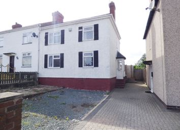 Thumbnail 3 bed end terrace house to rent in Bennetts Road North, Keresley End, Coventry