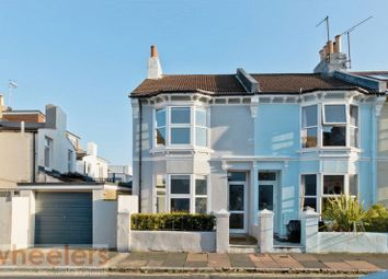 Thumbnail 2 bed end terrace house for sale in Windmill Street, Hanover, Brighton