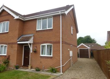 Thumbnail 2 bedroom property to rent in Bellview Road, Ruskington, Sleaford