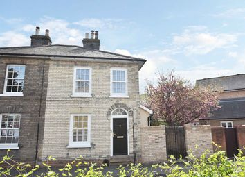Thumbnail 2 bed semi-detached house for sale in Gaol Lane, Sudbury