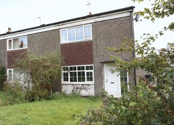 Thumbnail 2 bed terraced house for sale in Berwick Close, Macclesfield