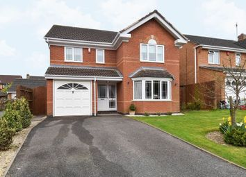 Thumbnail 4 bed detached house for sale in Overthwart Crescent, Lyppard Kettleby, Worcester