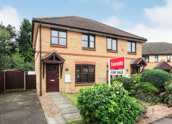 Thumbnail 3 bed semi-detached house for sale in St Benets Gardens, Eye, Peterborough