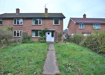 Thumbnail 3 bed semi-detached house for sale in Hodder Close, Grantham