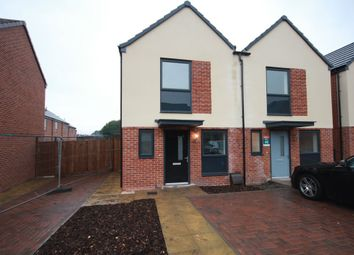 Thumbnail 2 bed semi-detached house to rent in Wattle Road, West Bromwich