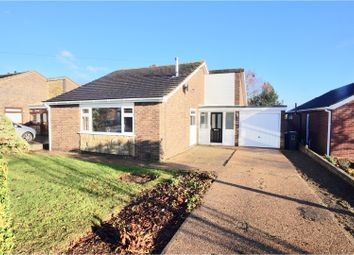 Thumbnail 3 bed detached bungalow for sale in Highfields, Nettleham