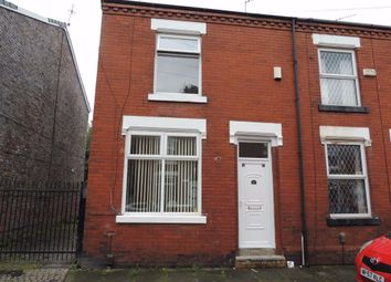 Thumbnail 3 bed end terrace house to rent in Taylor Street, Droylsden, Manchester