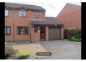 Thumbnail 3 bedroom semi-detached house to rent in Haweswater, Huntingdon