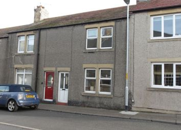 Thumbnail 2 bed terraced house for sale in Percy Street, Amble, Morpeth