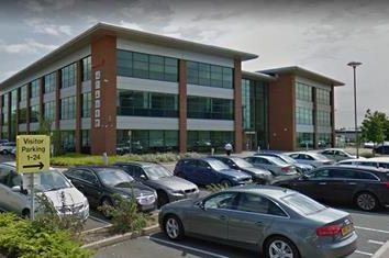 Thumbnail Office for sale in Headquarter Office, Harrison Way, Leamington Spa, Warwickshire