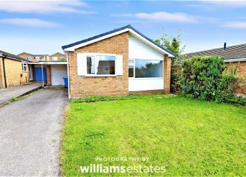 Thumbnail 2 bed detached bungalow for sale in Erw Goch, Ruthin