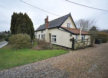 Thumbnail 3 bed cottage for sale in Market Lane, Burston, Diss