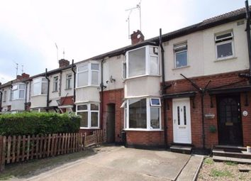 Thumbnail 3 bed terraced house to rent in Neville Road, Luton, Bedfordshire