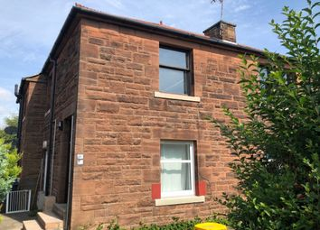 Thumbnail 2 bed flat for sale in Martin Avenue, Dumfries