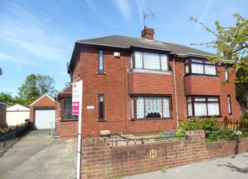 Thumbnail 3 bedroom semi-detached house for sale in Highfield, Sutton-On-Hull, Hull