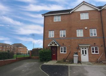 Thumbnail 3 bed end terrace house for sale in Merlin Road, Tranmere, Birkenhead