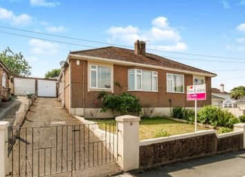 Thumbnail 2 bed semi-detached bungalow for sale in Grainge Road, Plymouth