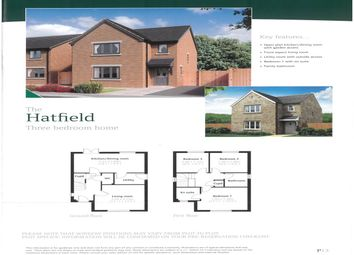 Thumbnail 3 bed property to rent in Lichen Road, Frome, Somerset