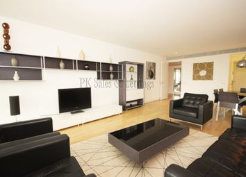 Thumbnail 3 bed flat to rent in Albion Riverside, Battersea, London