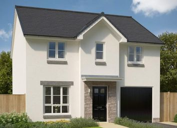 "Thumbnail 4 bedroom detached house for sale in ""Fenton"" at Hopetoun Grange, Bucksburn, Aberdeen"