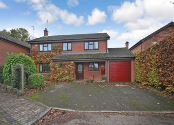 Thumbnail 4 bed detached house for sale in Thorntree Drive, Tring
