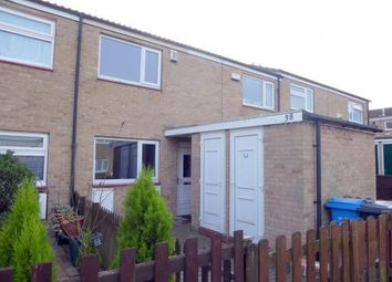 Thumbnail 2 bed terraced house to rent in Cormorant Close, Kestral Avenue, Hull, East Riding Of Yorkshire