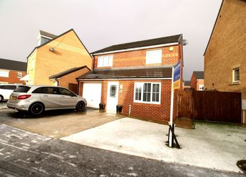 Thumbnail 3 bed detached house for sale in Baron Close, Middlesbrough