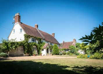 Thumbnail 6 bed farmhouse for sale in Banbury Road, Bishops Tachbrook, Leamington Spa