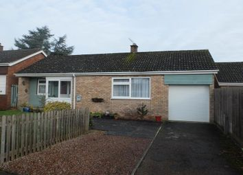 Thumbnail 3 bed bungalow for sale in 13 Pound Meadow, Ledbury, Herefordshire
