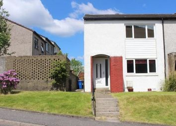 Thumbnail End terrace house for sale in Slaemuir Avenue, Port Glasgow