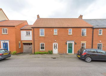 Thumbnail 3 bed terraced house for sale in Bells Yard Close, Horncastle