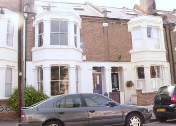 Thumbnail 5 bed terraced house for sale in Buckmaster Road, London