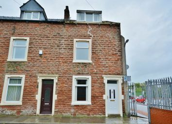 Thumbnail 4 bedroom end terrace house for sale in Mill Street, Maryport