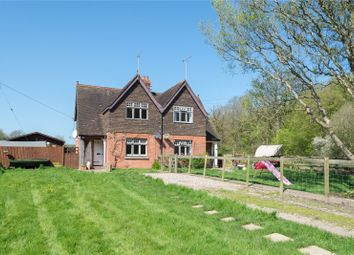 Thumbnail 3 bed semi-detached house for sale in Priory Cottages, Priory Road, Bilsington, Ashford