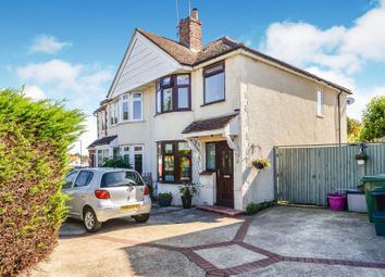 Thumbnail 3 bed semi-detached house for sale in Old Manor Way, Bexleyheath