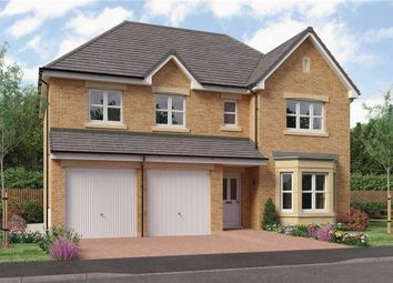 "Thumbnail 5 bedroom detached house for sale in ""Buttermere"" at Ravenscroft Street, Edinburgh"
