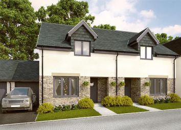 Thumbnail 3 bed semi-detached house for sale in Poltreen Mews, Carbis Bay, St. Ives, Cornwall