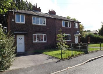 Thumbnail 3 bed semi-detached house for sale in Kinderton Avenue, Manchester, Greater Manchester, Uk