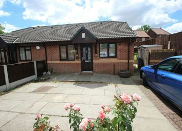 Thumbnail 2 bed semi-detached bungalow for sale in Eckersley Close, Wythenshawe, Manchester