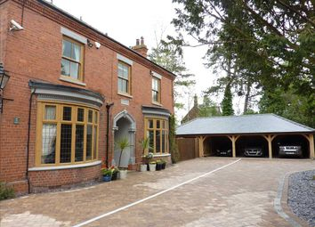 Thumbnail 6 bed detached house for sale in Humberston Avenue, Humberston, Grimsby